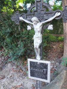 """Bild eines Kreuzes mit der Aufschrift """"Namenlos"""""""