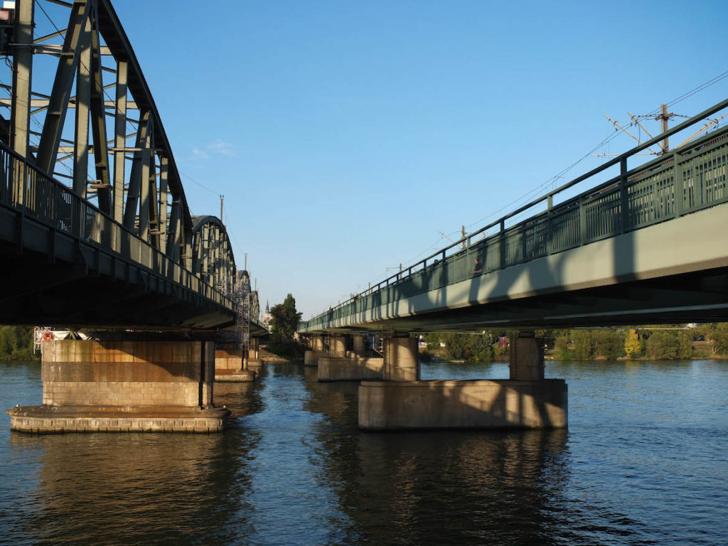 Donaubrücken