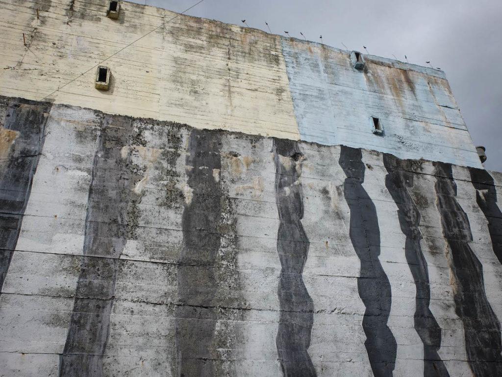 Fassade Bunker Gerichtsgasse